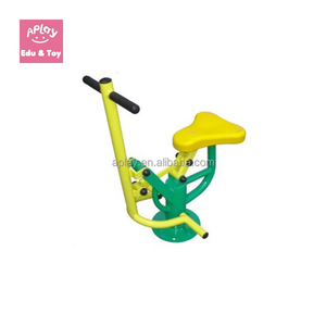 Horse Riding Equipment Children Exercise Bike Kids Outdoor Fitness Equipment