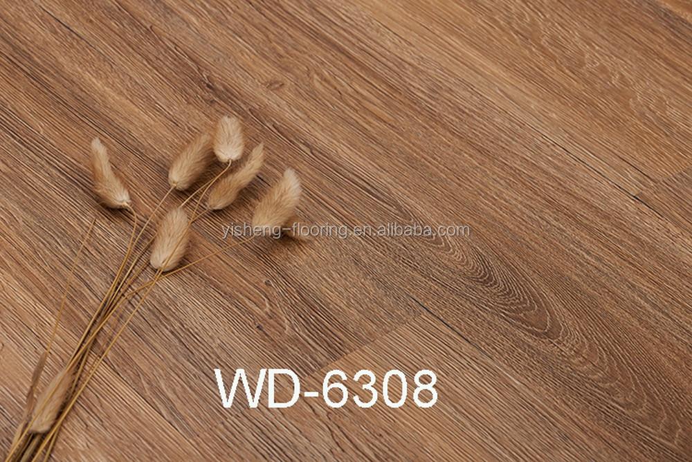 Dark eikenhout look pvc tegel vinyl keuken vloeren kunststof