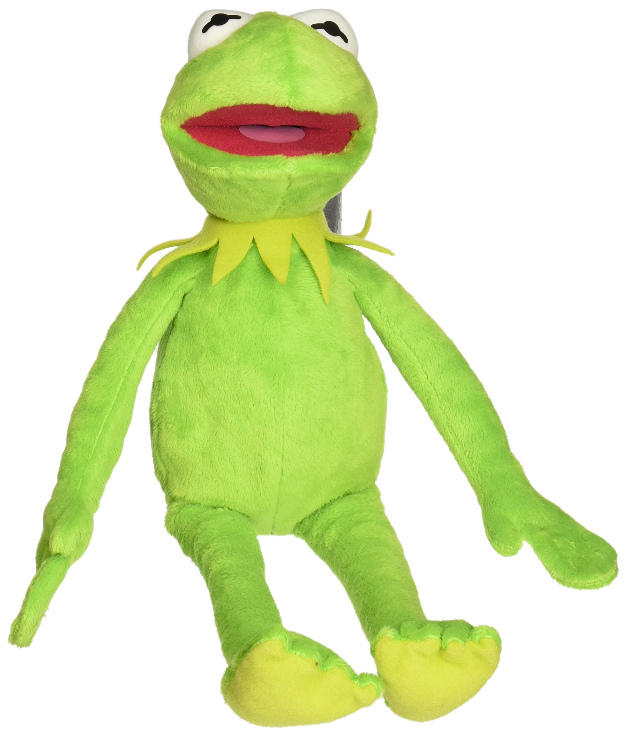 fa02850a690 Get Quotations · Ty Beanie Buddies Kermit Frog Plush
