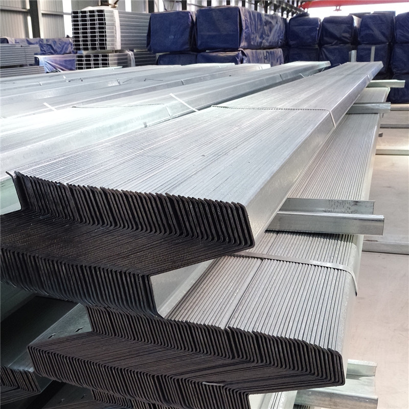 Galvanized Steel Z Bar Z Purlin Z Steel Beam Z Channel