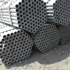 (API 5L X80) buy pre / hot dip galvanised steel pipes sizes for construction material from china
