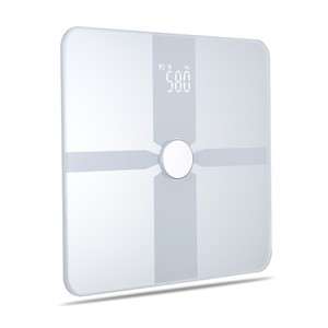 Customized Auto Power On/Off CE Bathroom Body Fat Bluetooth Electronic Body Scale With App