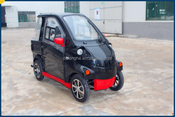 Dafenghe Personal Mini Electriccar For Passager Cute Design View