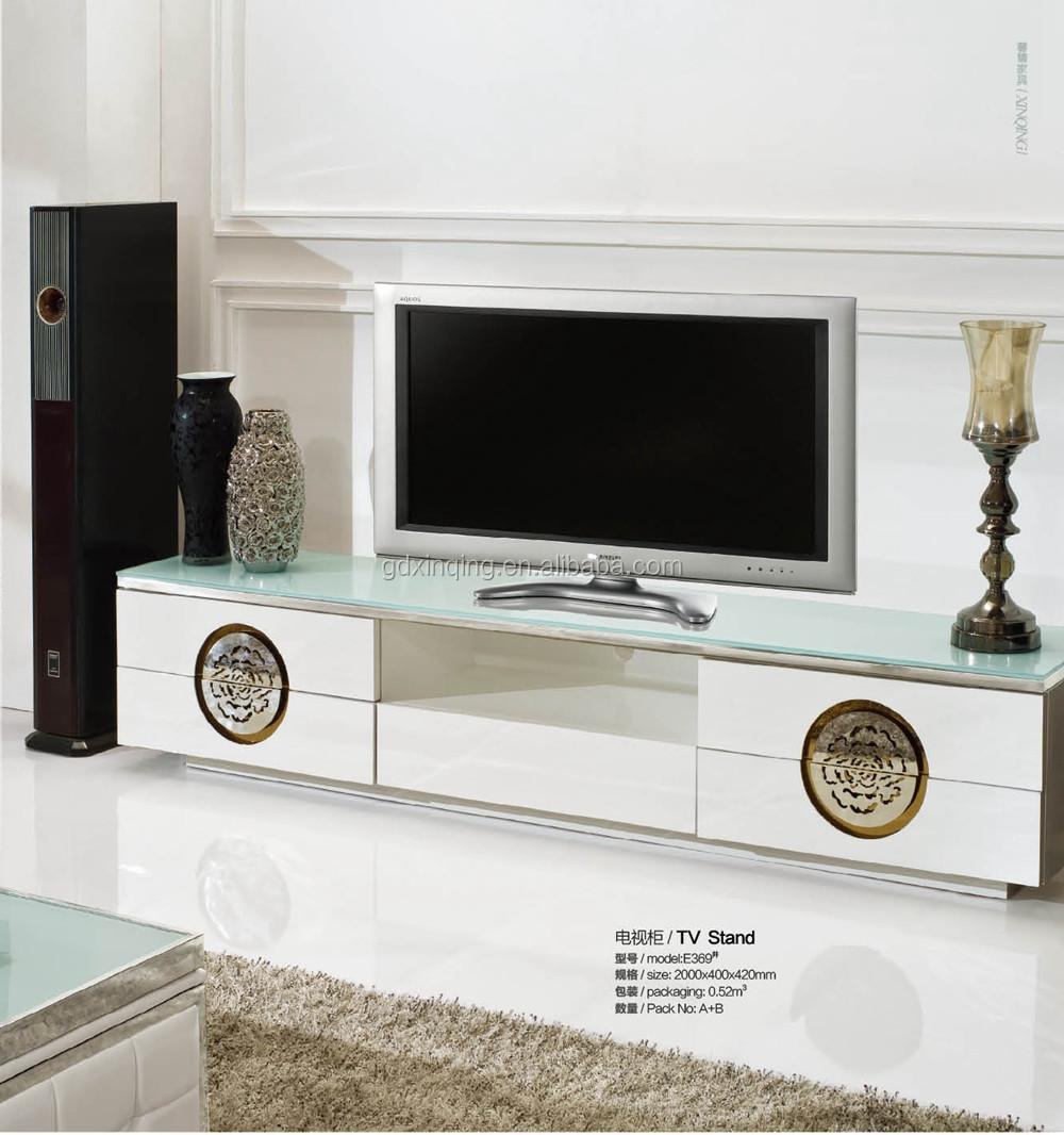 E369 Sal N Muebles Tv Gabinete Dise O De Madera 32 Pulgadas  # Mueble Soporte Tv Diseno