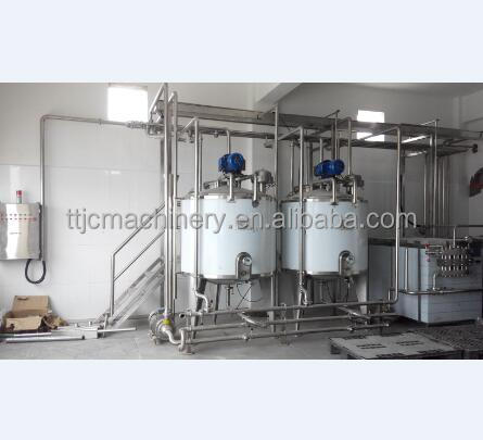 Milk products manufacturing machines/dairy farm milk processing project