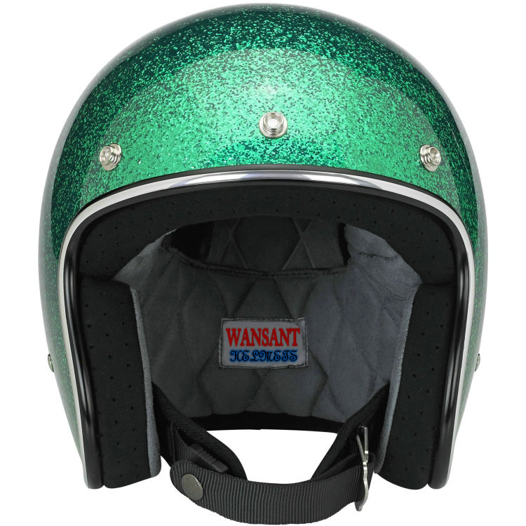 high quality green color thailand helmet