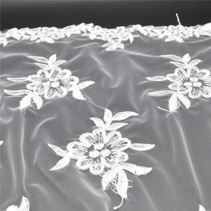 Alencon Lace Trim Fabulous Embroidered Retro Bridal Lace