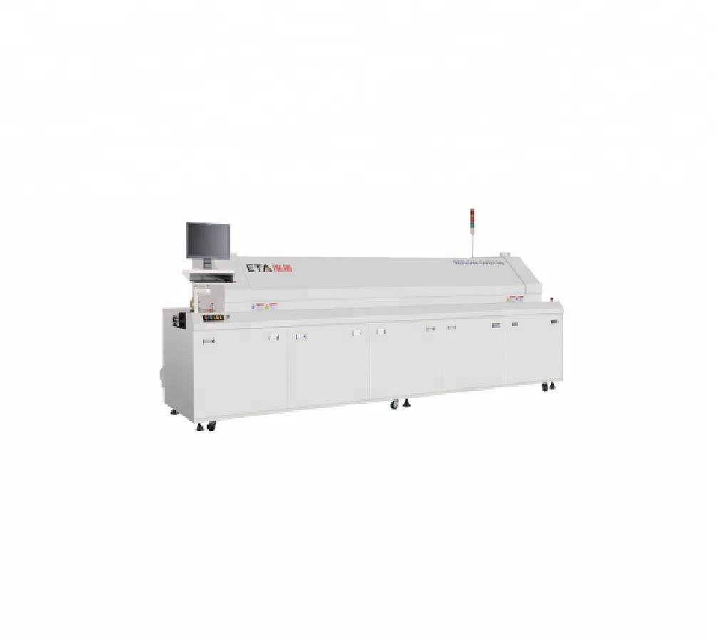 2019 Reflow Soldering Oven / Lead Free Reflow Oven Machine E8