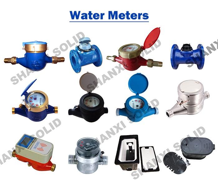 Brass Connector for water meter,Brass water meter accessories