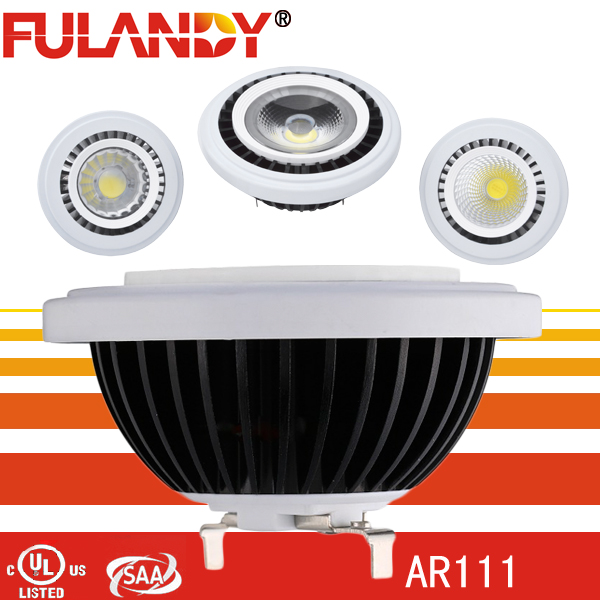 TUV CE G53 AR111 LED High Power 15W