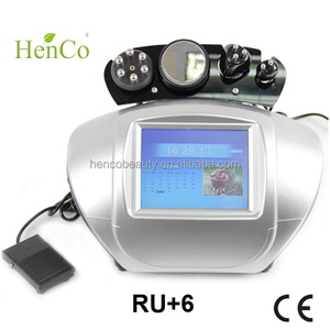 RU+6 Portable 4 in1 Ultrasonic 5MHz Vauum Cavitation RF Machine