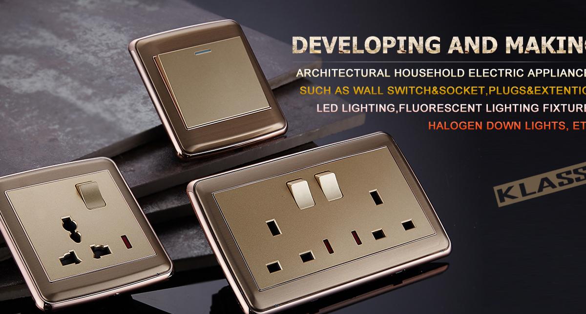 Wenzhou Sunny Electrical Co., Ltd. - Switch, Wall Switch