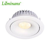 Luminans 2019 hot sale cob fire rated led downlight manufacturers