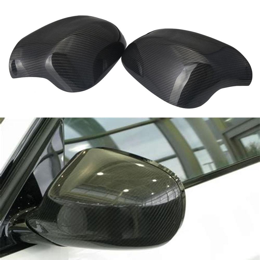 Carbon Fiber Replacement Mirror Housing 2009-2012 BMW X1 E84//2009-14 BMW X3 F25