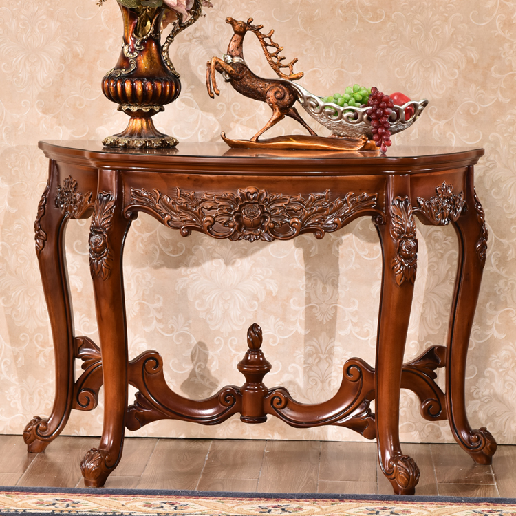 Hand carved Chinese antique solid wood altar Table