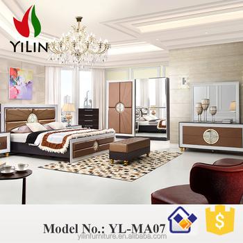 European Style Royal Furniture Italian Bedroom Set