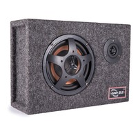 Highly cost effective 100 magnetic 35 core gray motor subwoofer