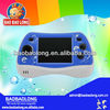 "2.4"" colorful screen 100s handheld electronic game"
