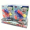 promotional high quality cheap price children pop shape small toy candy gun
