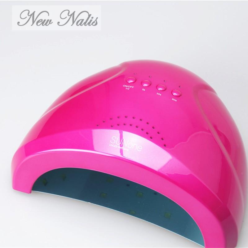 Manicure Set Nail Gel Uv Lamp Electric Nail Dryer Sunone Uv Led Nail ...