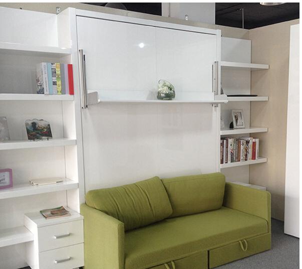 Wall Mounted Bed Folding Sofa Murphy Product On Alibaba