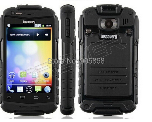 Discovery V5 Android 4.0  Capacitive Screen Smartphone Phone Waterproof
