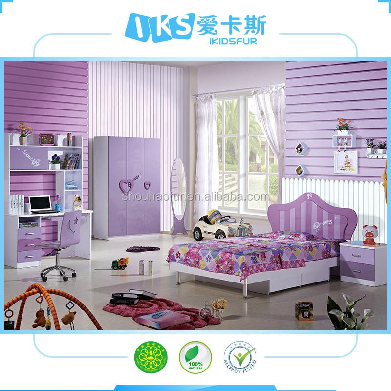 고급 8101# 최고의 판매 여자 어린이 공주 침대-어린이 침대 -상품 ...