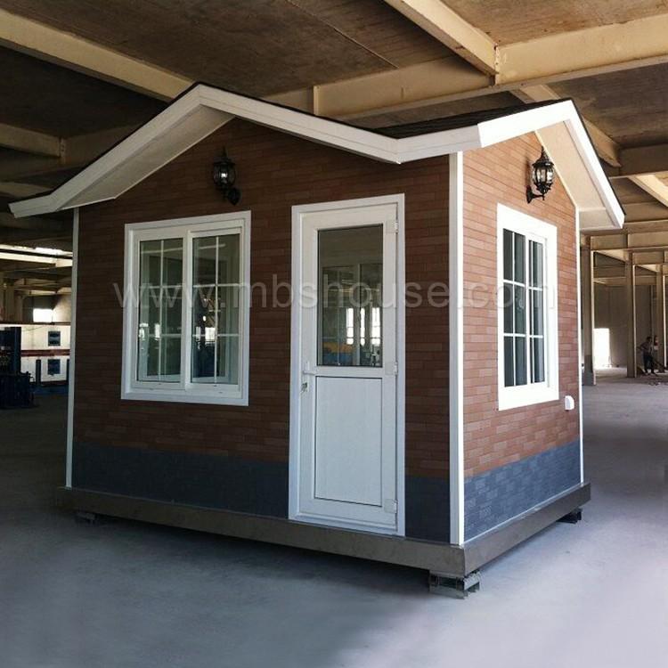 Colored Prefab Portable Toilet In Warehouse/ Portable