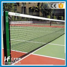 China Double Layer Pe Tennis Net Holder Suppliers