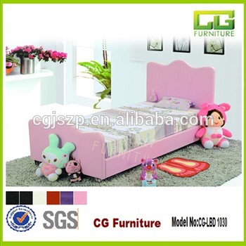 Wholesale Pink Leather Latest Single Bed Design For Hot Sale   Buy Latest  Single Bed Designs,Single Beds For Sale,Bedroom Furniture Set Product On ...