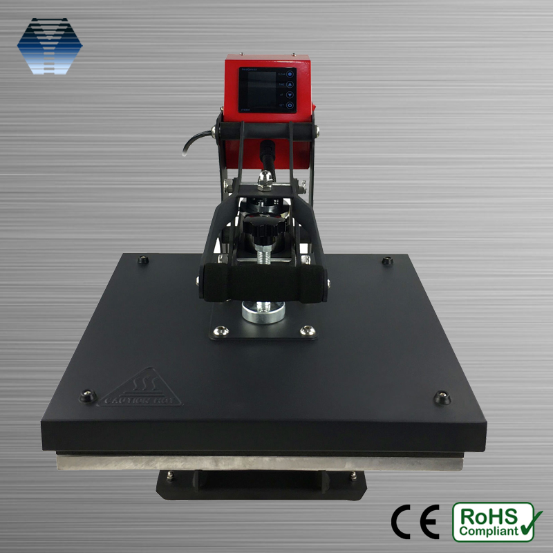 Wholesale manufacturer hot sale tshirt iron-on transfer machine