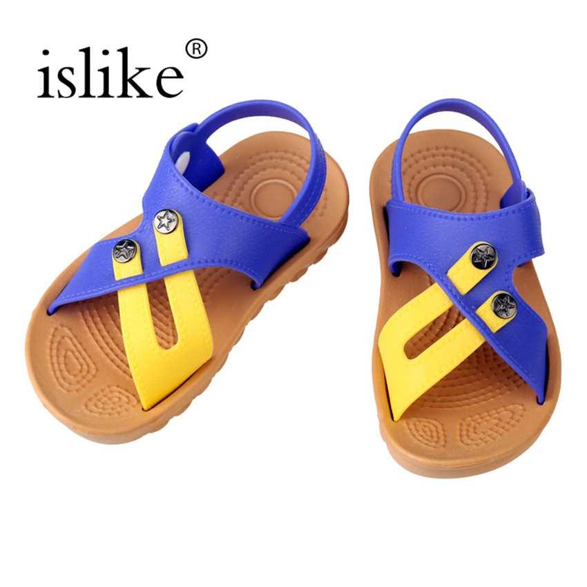 Summer Kids Children Shoes Girl s Sandals Flip flop Flat Beaded Princess Dress Shoes Sneakers Toddler