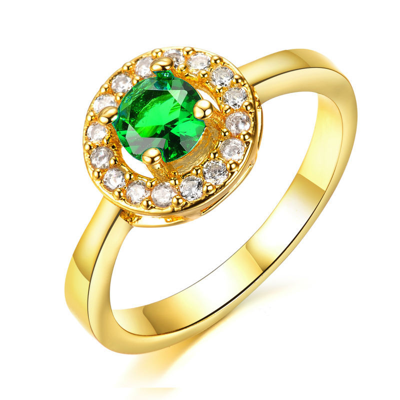 Unique 24 Karat Gold Ring with Diamond Jewellrys Website