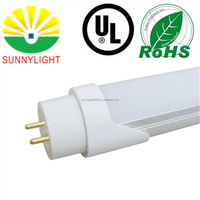 Remote Controlled LED Lighting Indoor Use C-tick T8 fluorescent lamp 0.6M