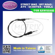 FOR KAWASAKI KX125 92-97, KX250 99-01 THROTTLE CABLE