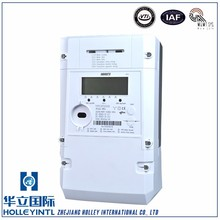 Up to 12 period history data records watt hour meter,digital watt meter