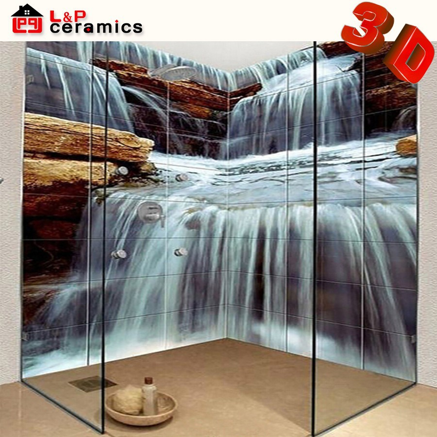 2015 new arrival micro crystal porcelain 3d stone wall panels