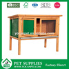 Flexibility wooden rabbit hutch kennel