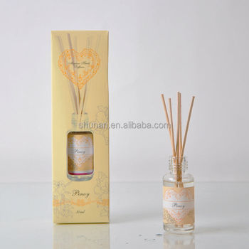 Wholesale Air Purifier, 30ml Aromatherapy Oil Diffuser With Wood  Sticks,perfume Diffuser,hotel