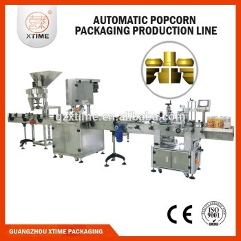 popcorn filling machine