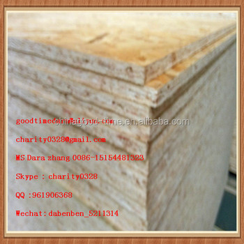 1220*2440*18mm cheap osb sheets