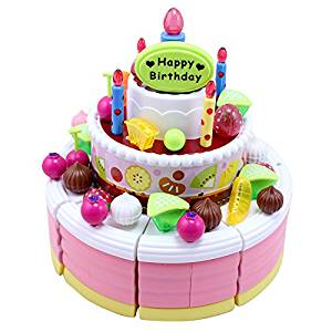 Buy Fivestar Toys Singing Birthday Cake 3 Layer Musical Toy For Kids In Cheap Price On Malibaba