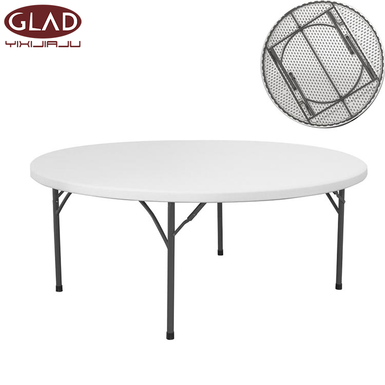6ft foldable outdoor plastic picnic <strong>table</strong>