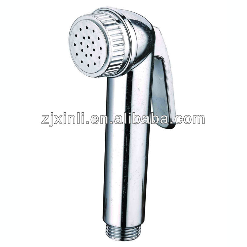 High Quality ABS Plastic Shattaf Shower,Chrome Finish Sprayer, Best Sell Item