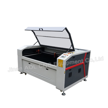 AOL 100W co2 laser 1390/cnc acrylic wood laser cutting machine with good price