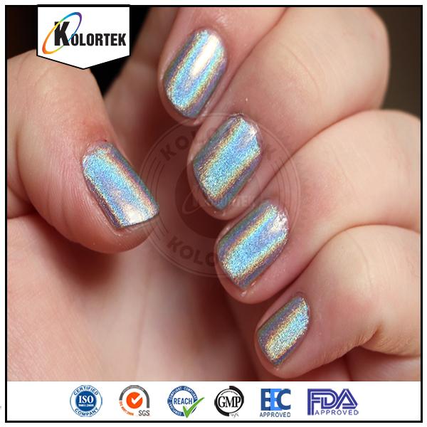 Grado Cosmético Pigmento Holográfico,Holograma Glitter Para El ...