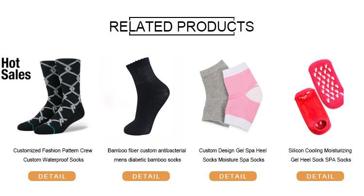 あなた自身のデザインの靴下卸売綿ポリエステルスパンデックスソックス格安予約靴下