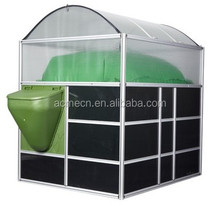 ACME New Portable Assembly Biogas Plastic Plant Tank