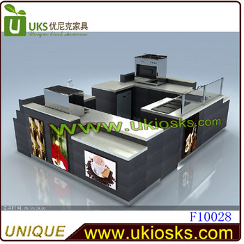 2013 Shenzhen Factory price indoor coffee kiosk design, mall coffee kiosk for sale