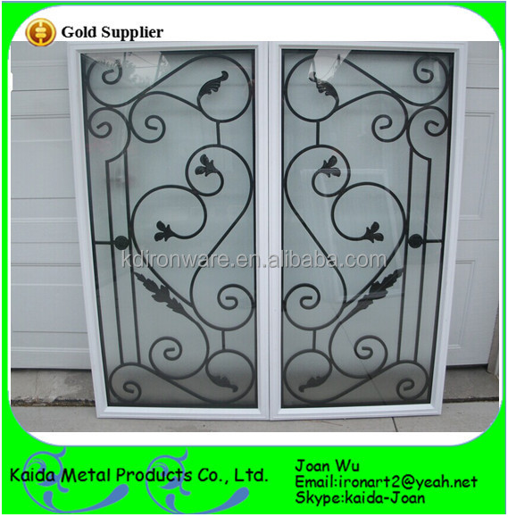 Decorative Wrought Iron Glass Door Amp Window Inserts